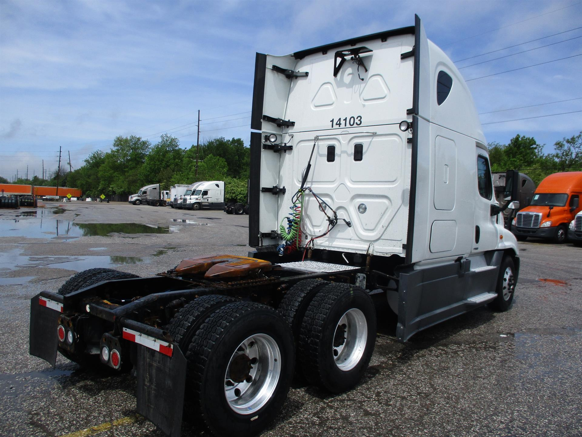 2015 Freightliner Cascadia for sale-59220441