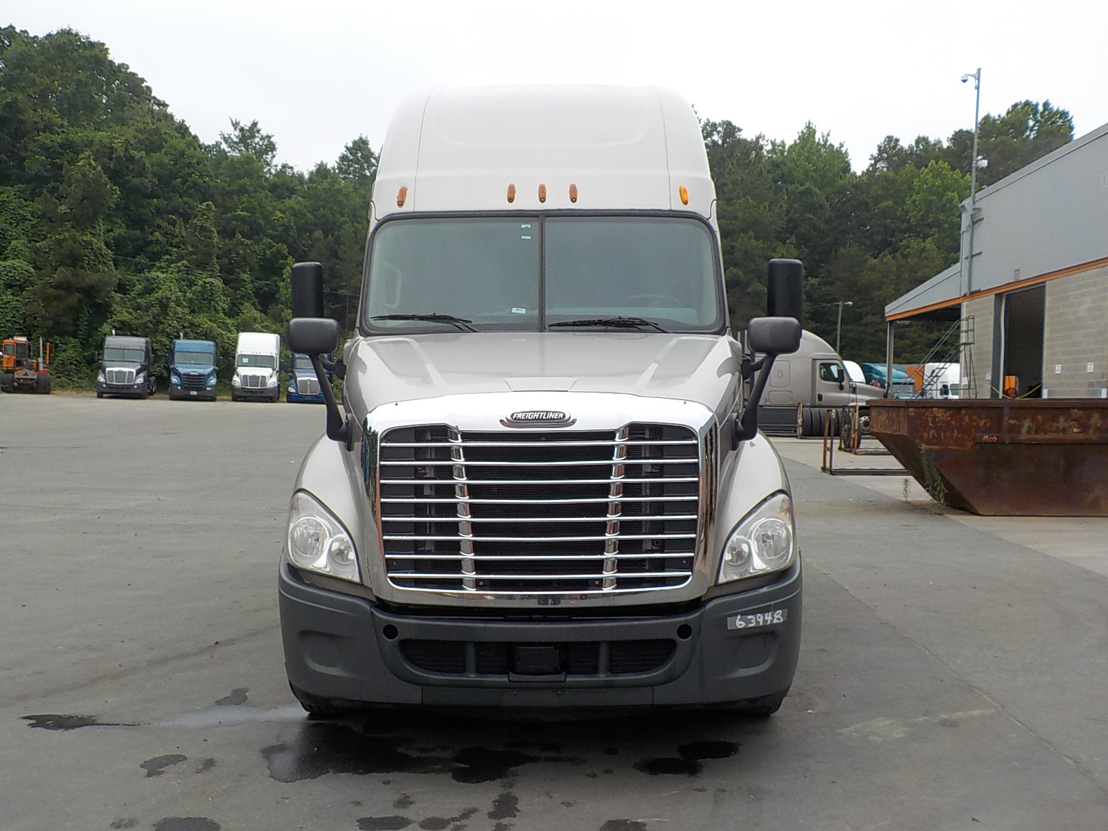 2014 Freightliner Cascadia for sale-59220445