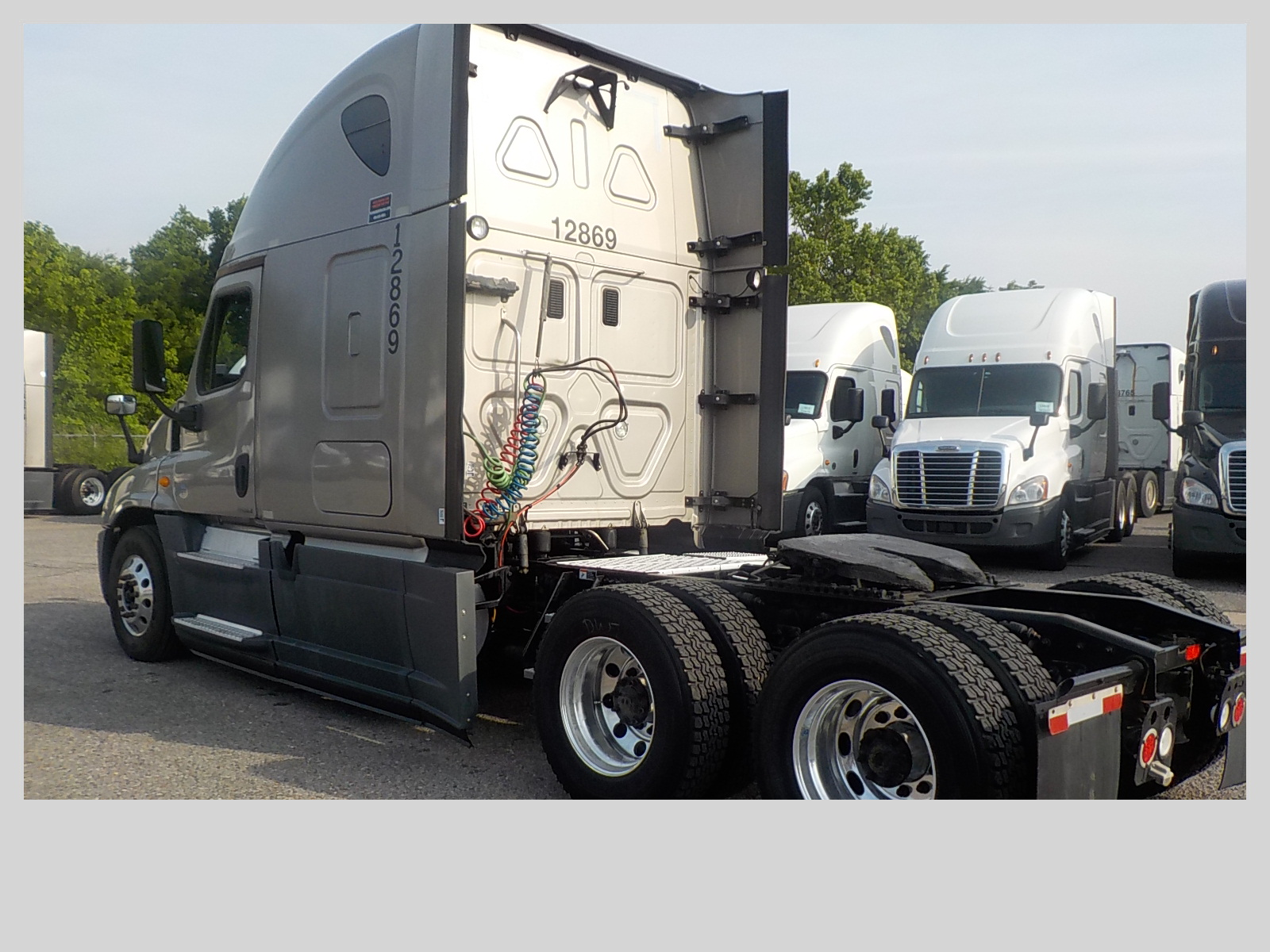 2014 Freightliner Cascadia for sale-59233842