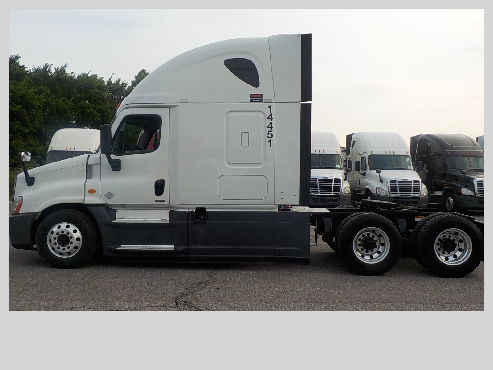 2015 Freightliner Cascadia for sale-59226598