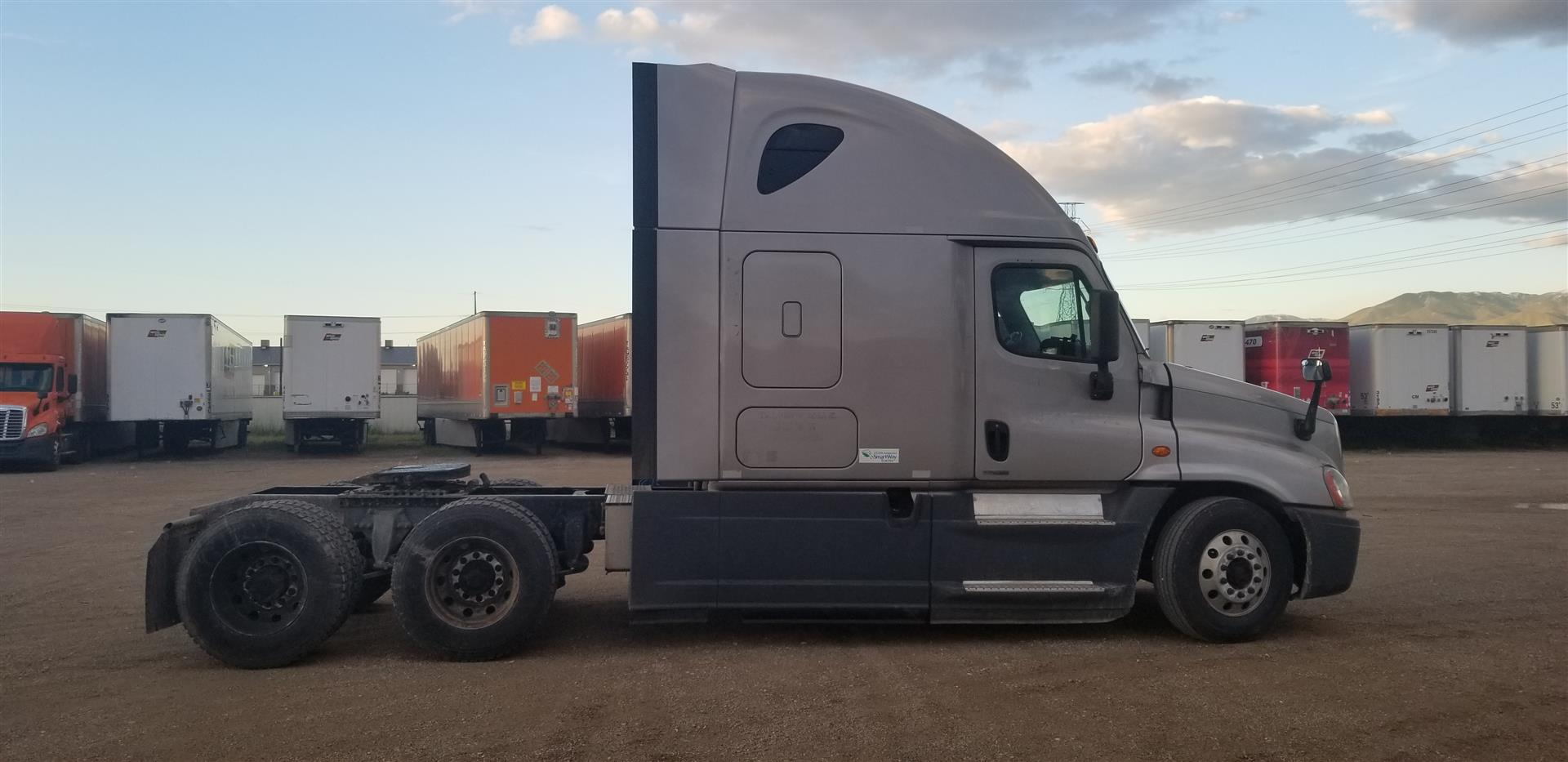 2015 Freightliner Cascadia for sale-59275132