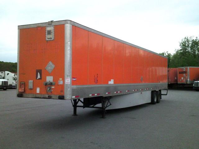 2009 Wabash Van for sale-59226934