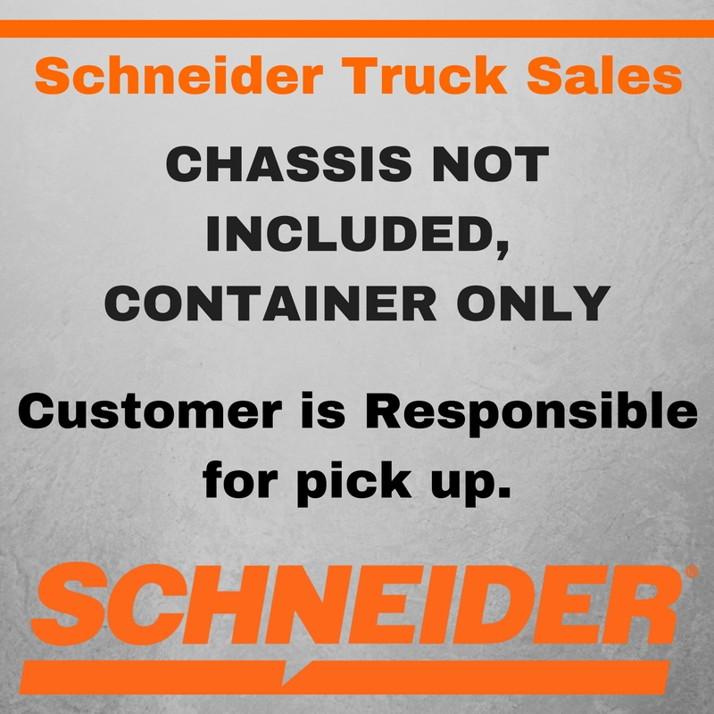 2007 Stoughton CONTAINER for sale-59226901
