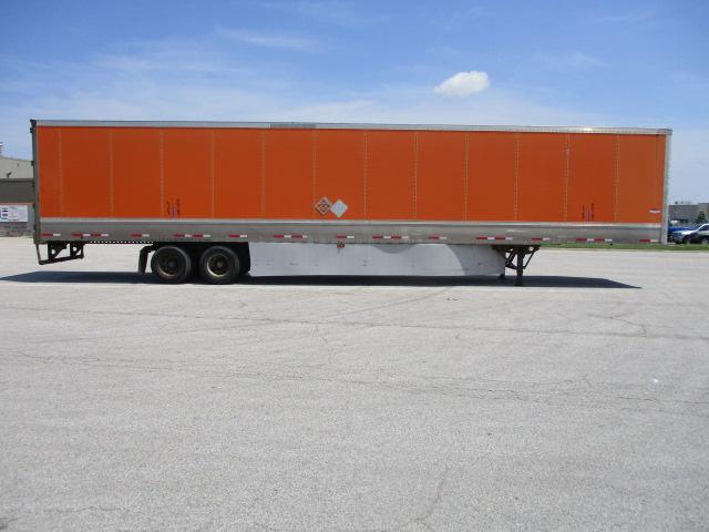 2009 Wabash VAN for sale-59290100