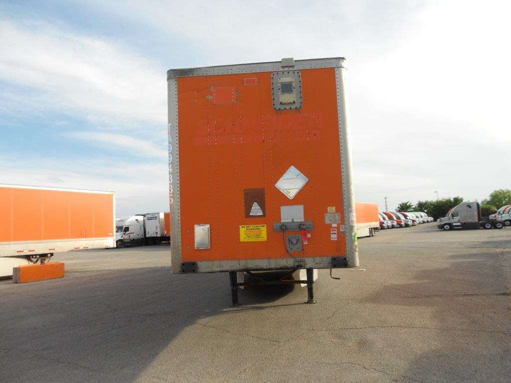 2009 Wabash Van for sale-59292422