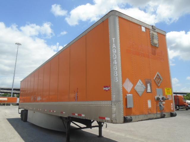 2009 Wabash Van for sale-59227238