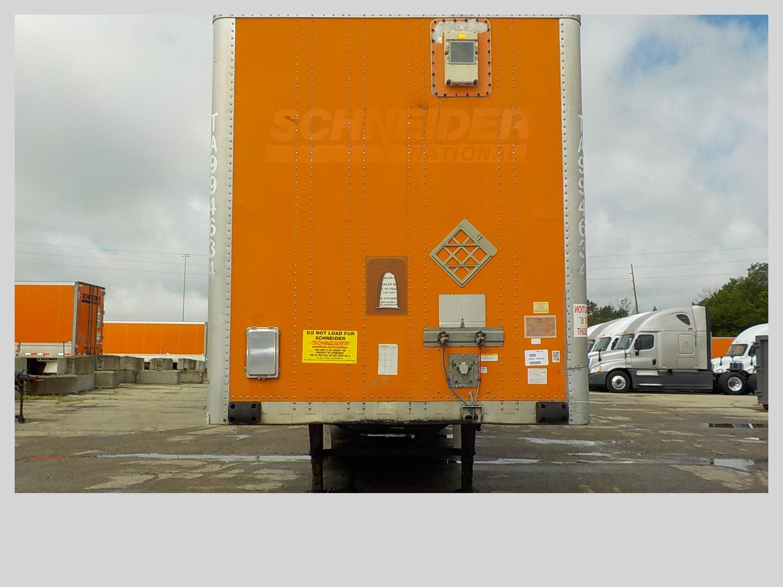 2009 Wabash Van for sale-59227239
