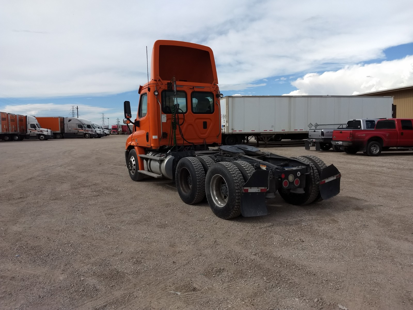 2012 Freightliner Cascadia for sale-59233854