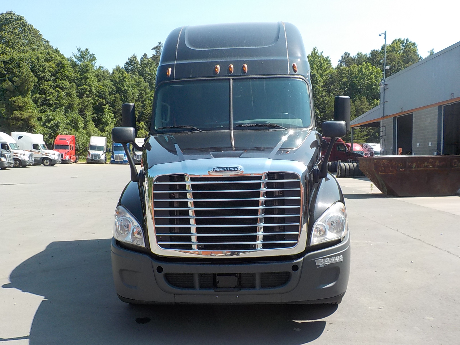 2014 Freightliner Cascadia for sale-59228037