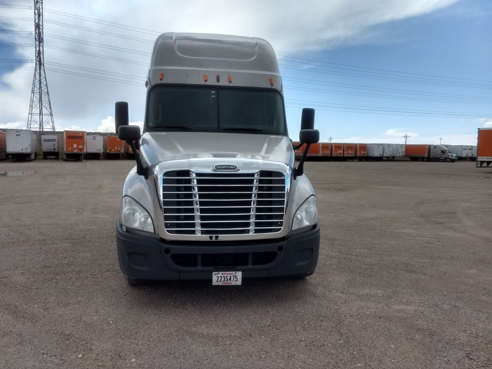 2015 Freightliner Cascadia for sale-59275188