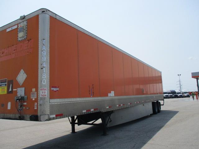 2009 Wabash VAN for sale-59290122