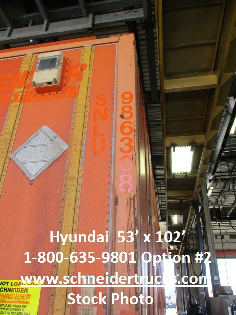 2006 Hyundai Container for sale-59233005