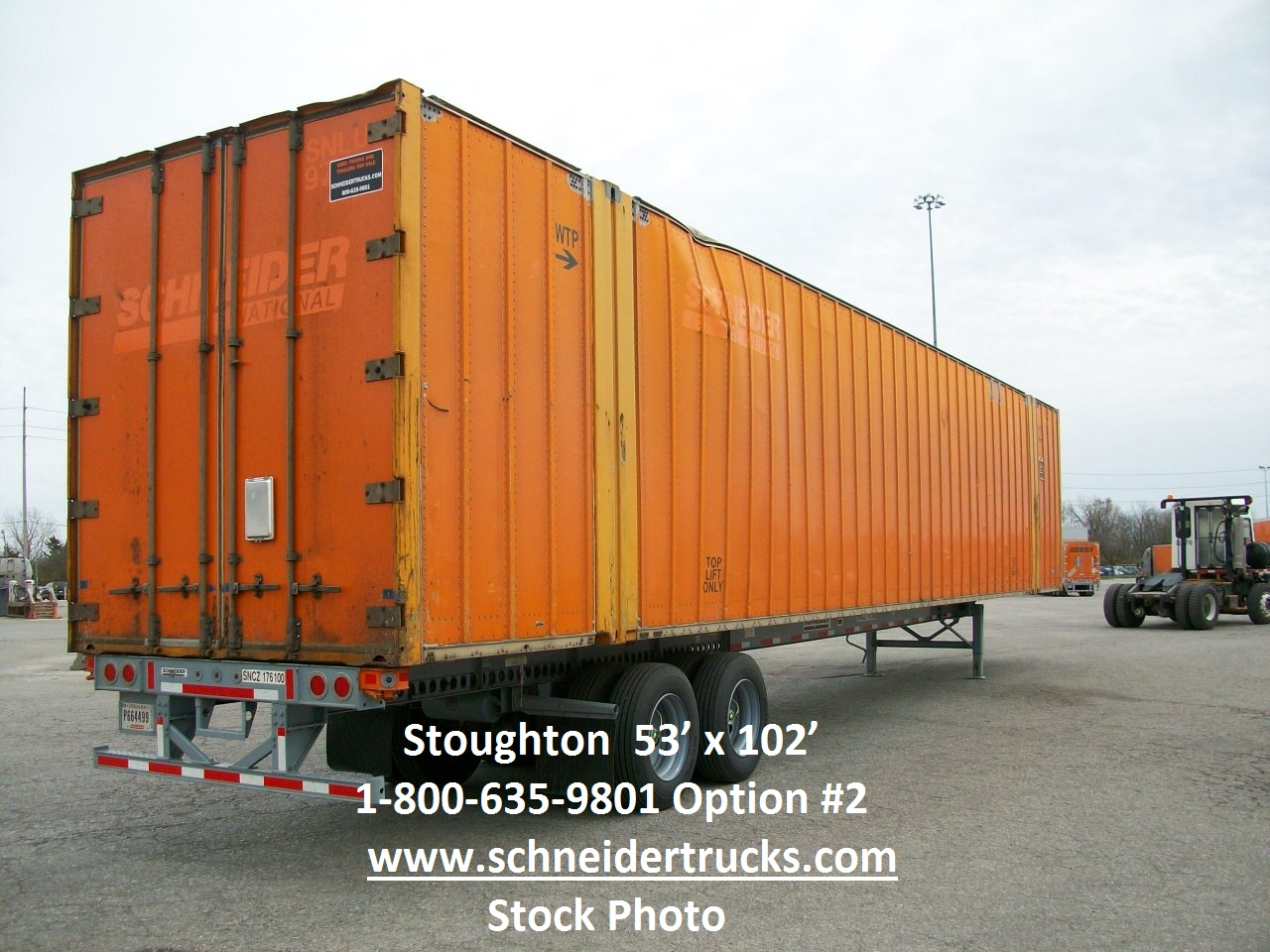 2007 Stoughton CONTAINER for sale-59233011