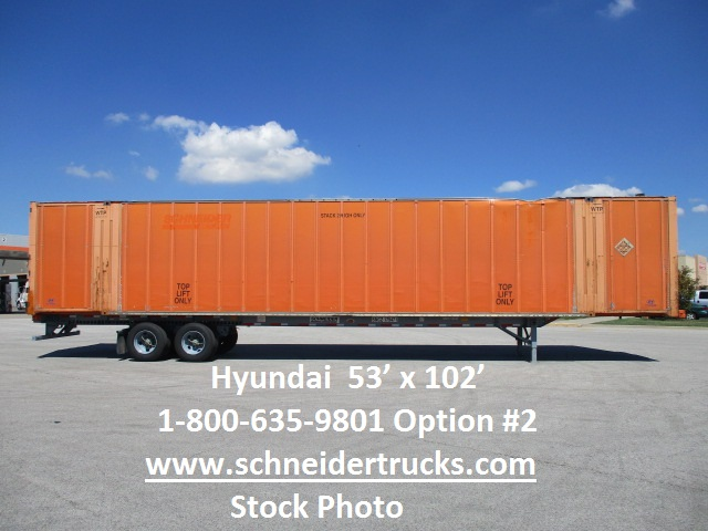 2006 Hyundai Container for sale-59233012