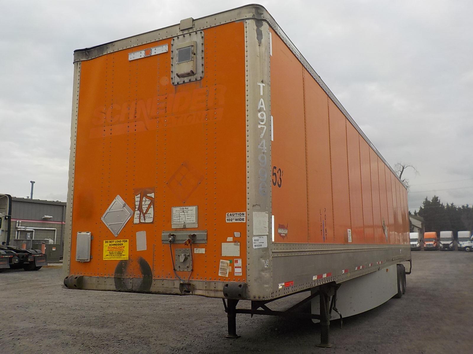 2006 Wabash Van for sale-59233069