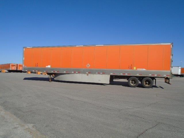 2007 Wabash Van for sale-59233070