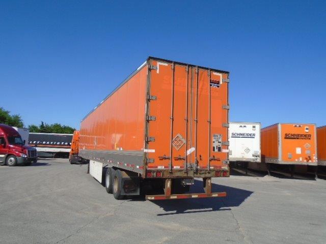 2007 Wabash VAN for sale-59265747