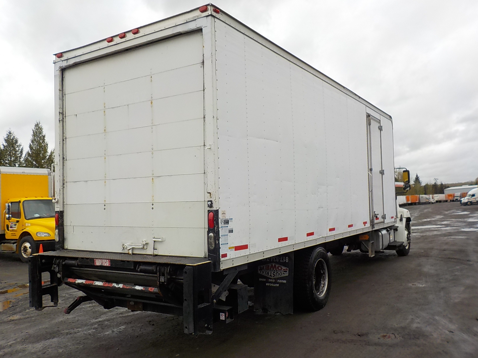2010 Hino 268 for sale-59233791