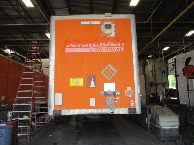 2009 Wabash VAN for sale-59233081