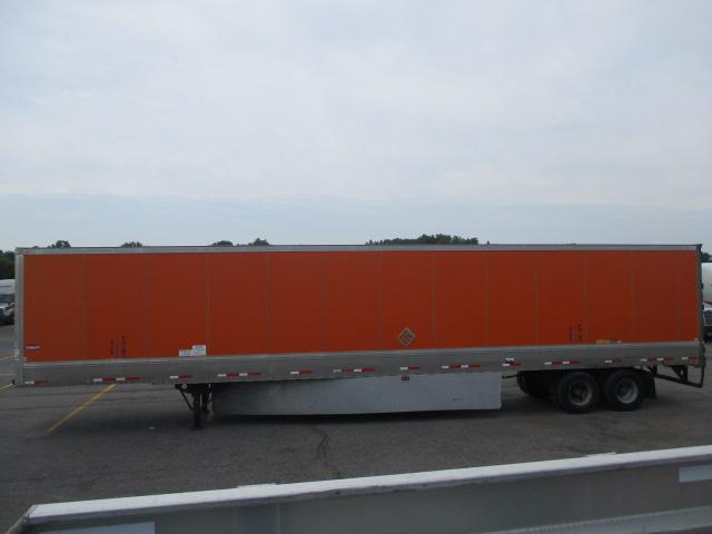 2009 Wabash VAN for sale-59290127
