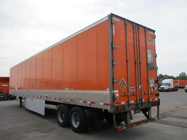 2009 Wabash Van for sale-59233326