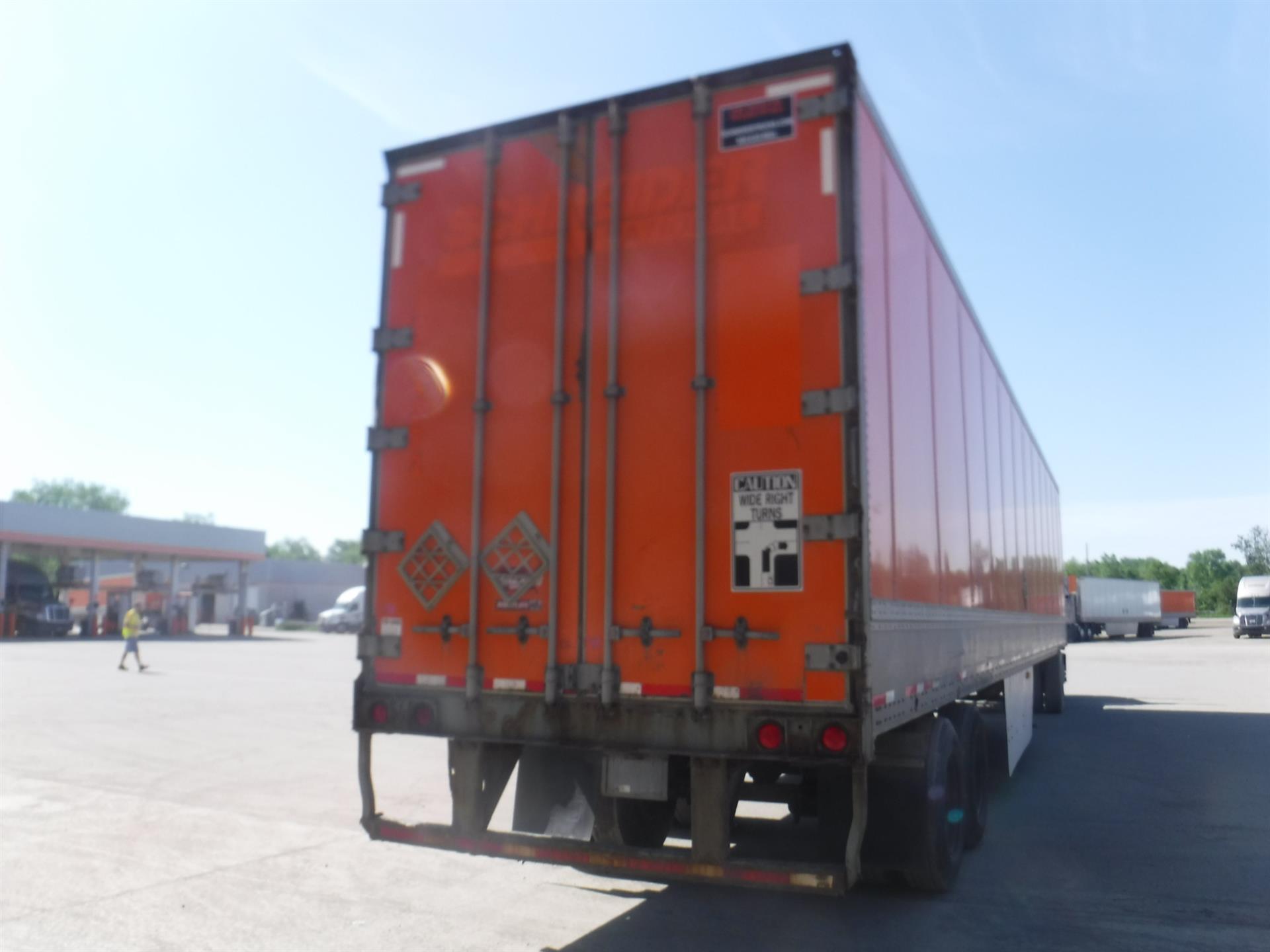 2009 Wabash Van for sale-59233893