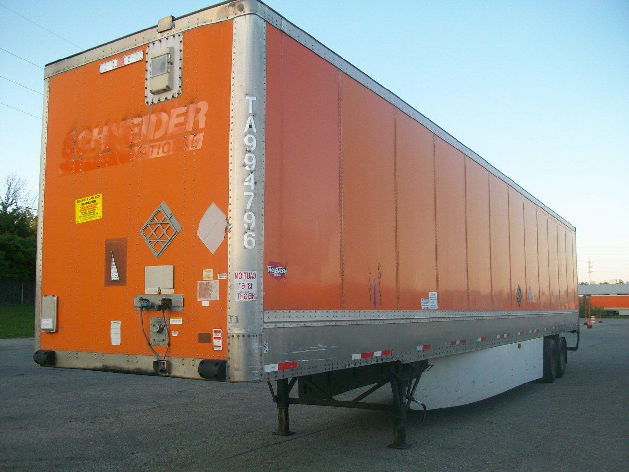 2009 Wabash VAN for sale-59290138