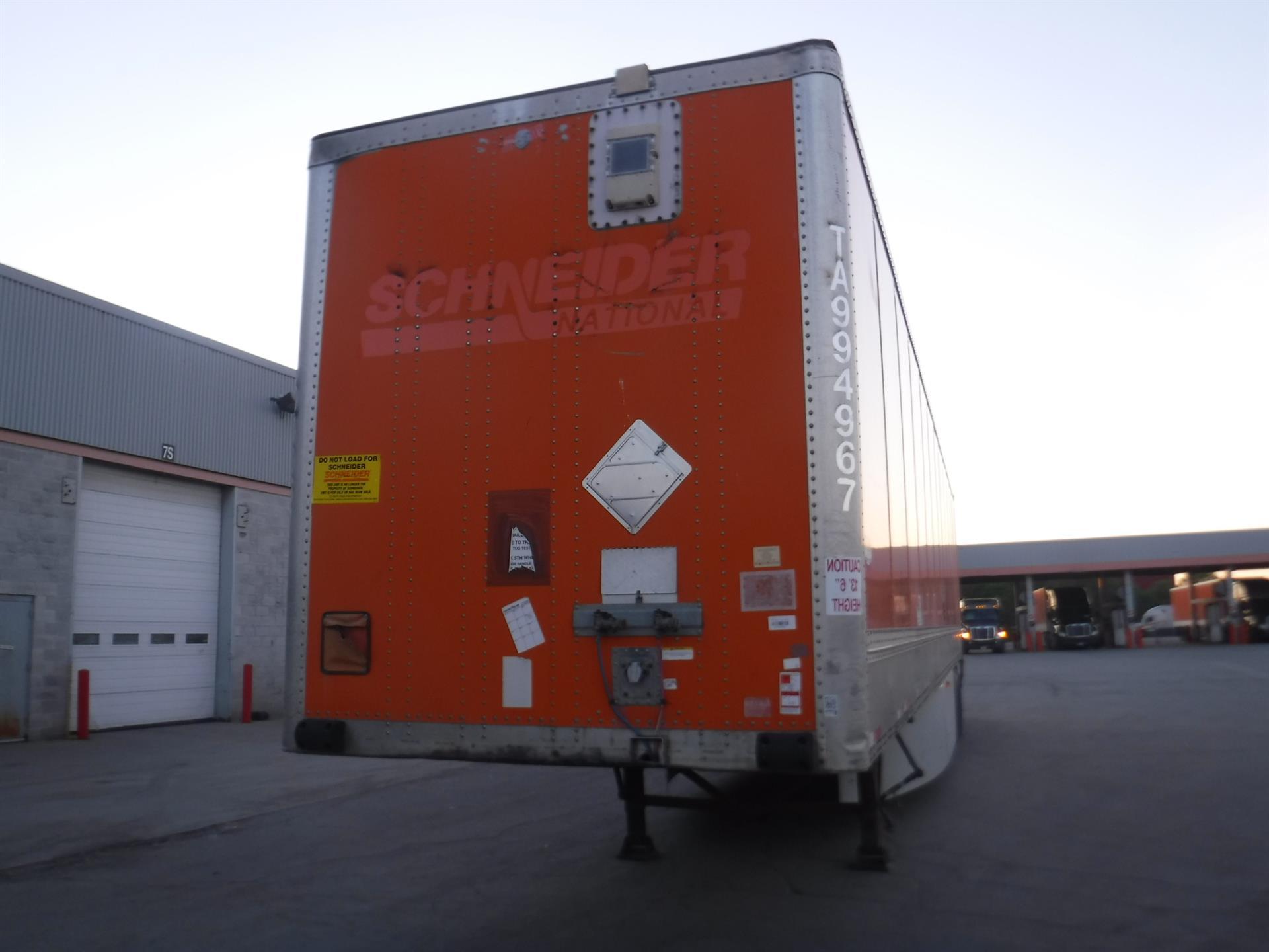 2009 Wabash Van for sale-59233898
