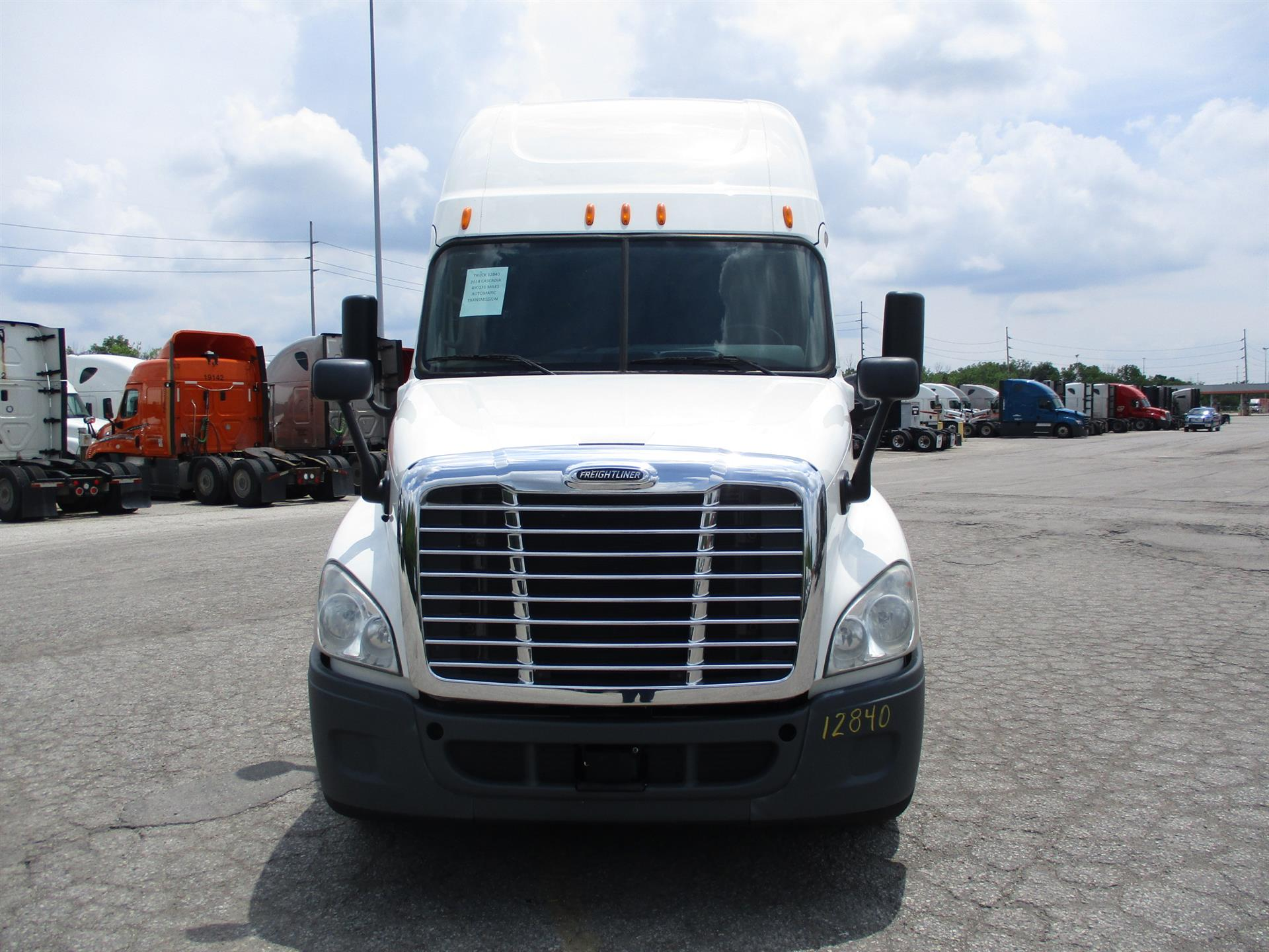 2014 Freightliner Cascadia for sale-59275236