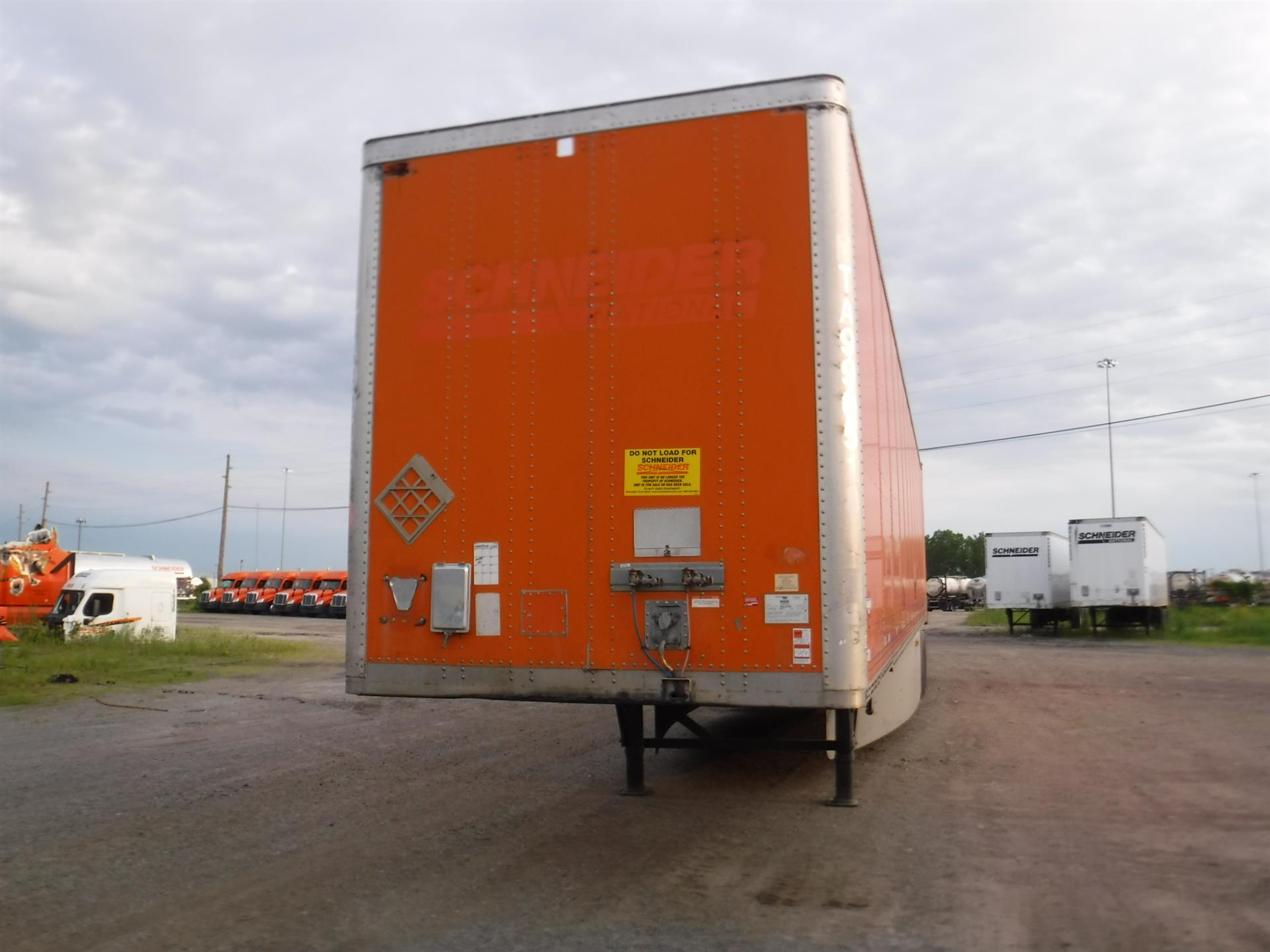 2009 Wabash VAN for sale-59266003