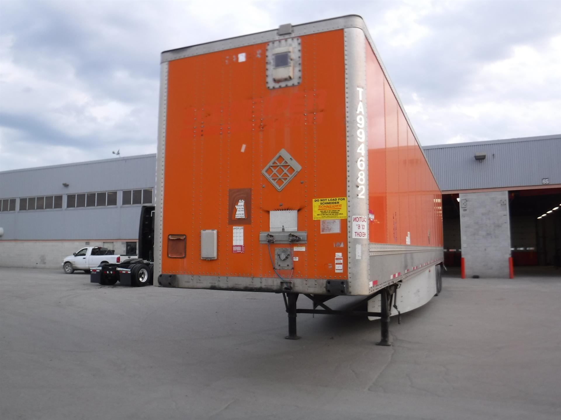 2009 Wabash VAN for sale-59266004