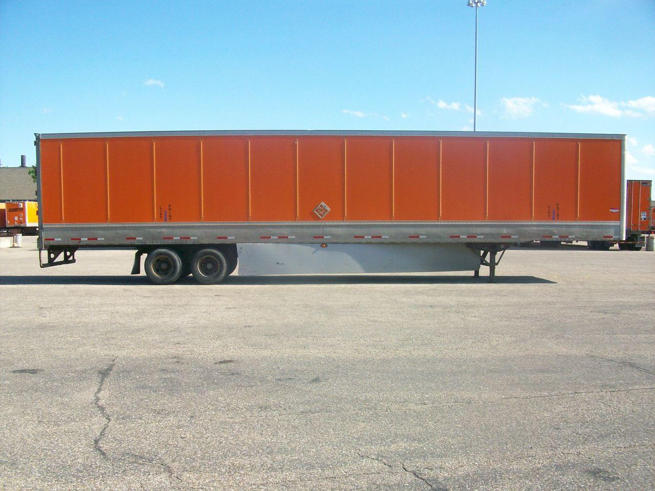 2009 Wabash Van for sale-59234048