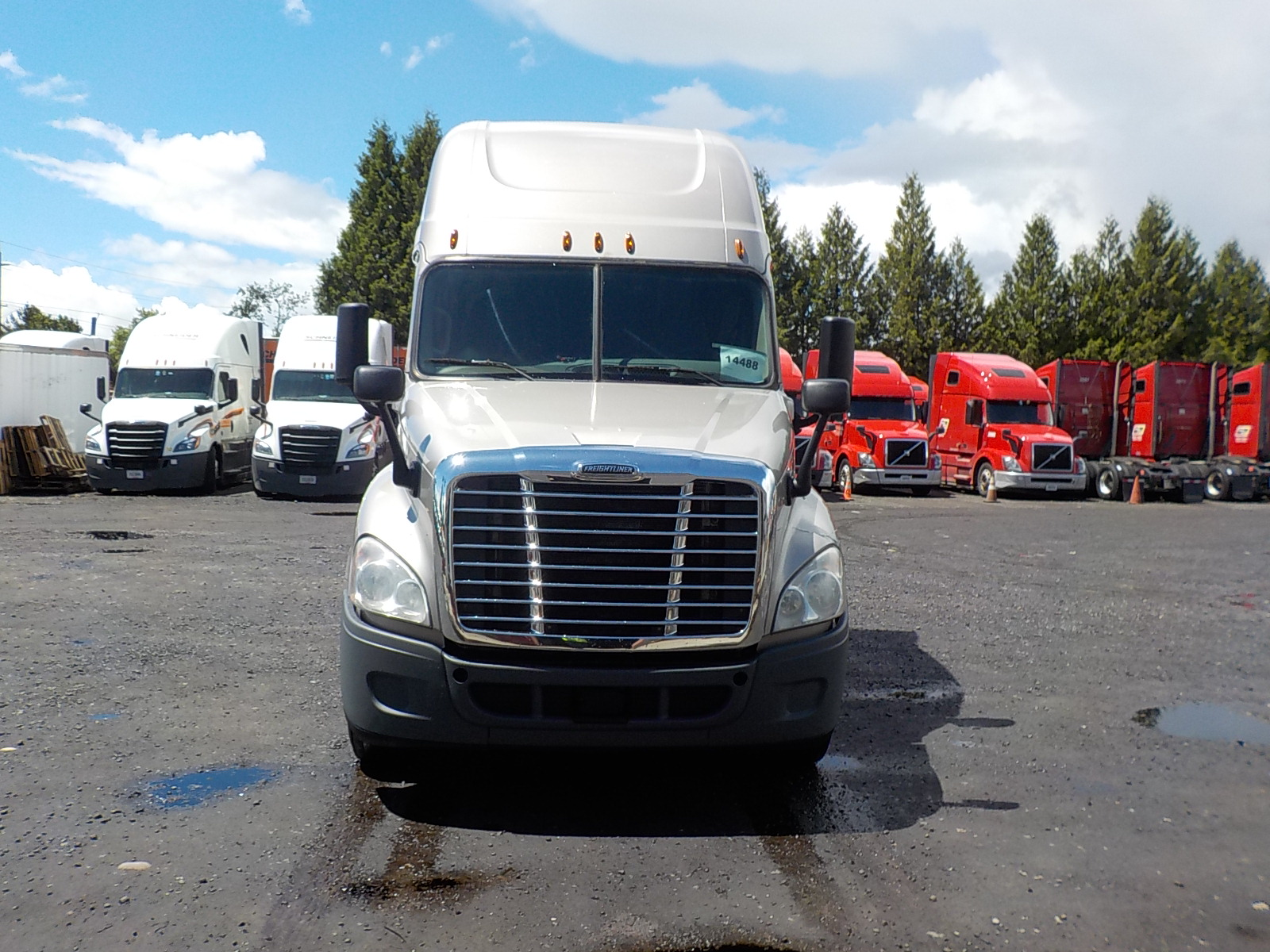 2015 Freightliner Cascadia for sale-59276517