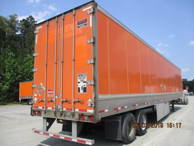 2009 Wabash Van for sale-59239700