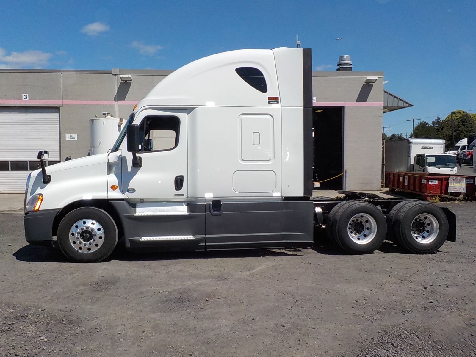 2015 Freightliner Cascadia for sale-59275267