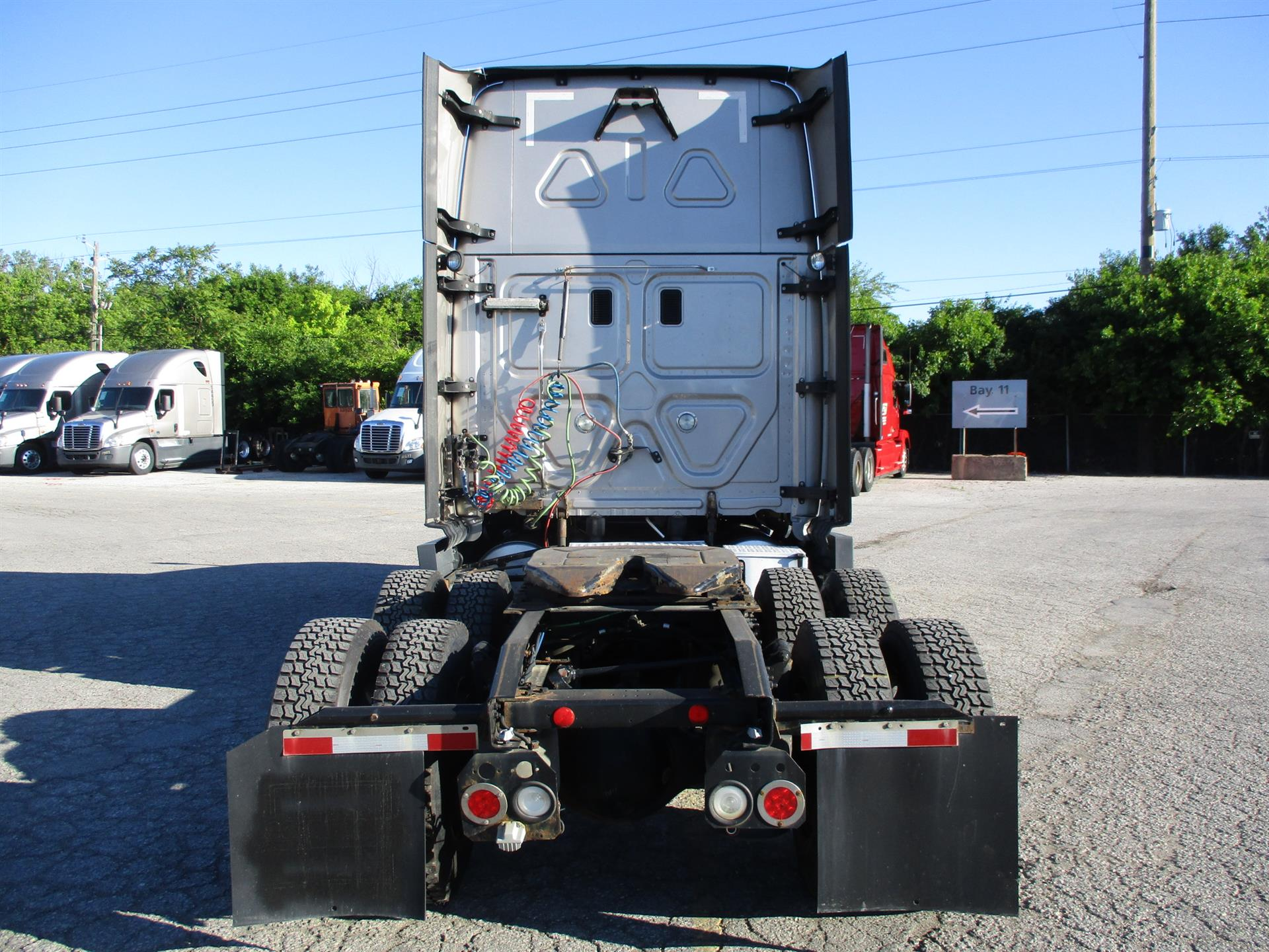 2015 Freightliner Cascadia for sale-59275269