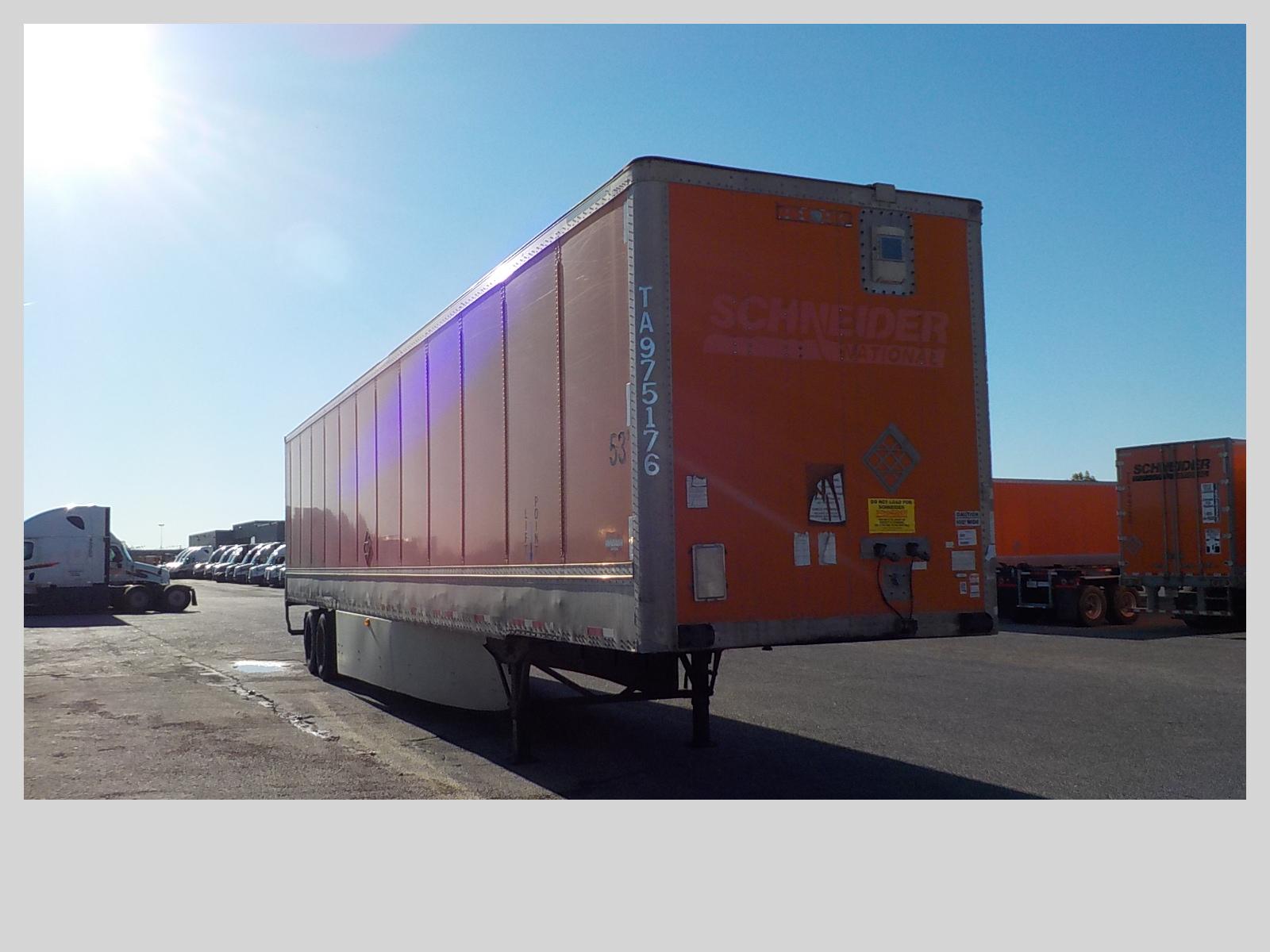 2006 Wabash Van for sale-59239800