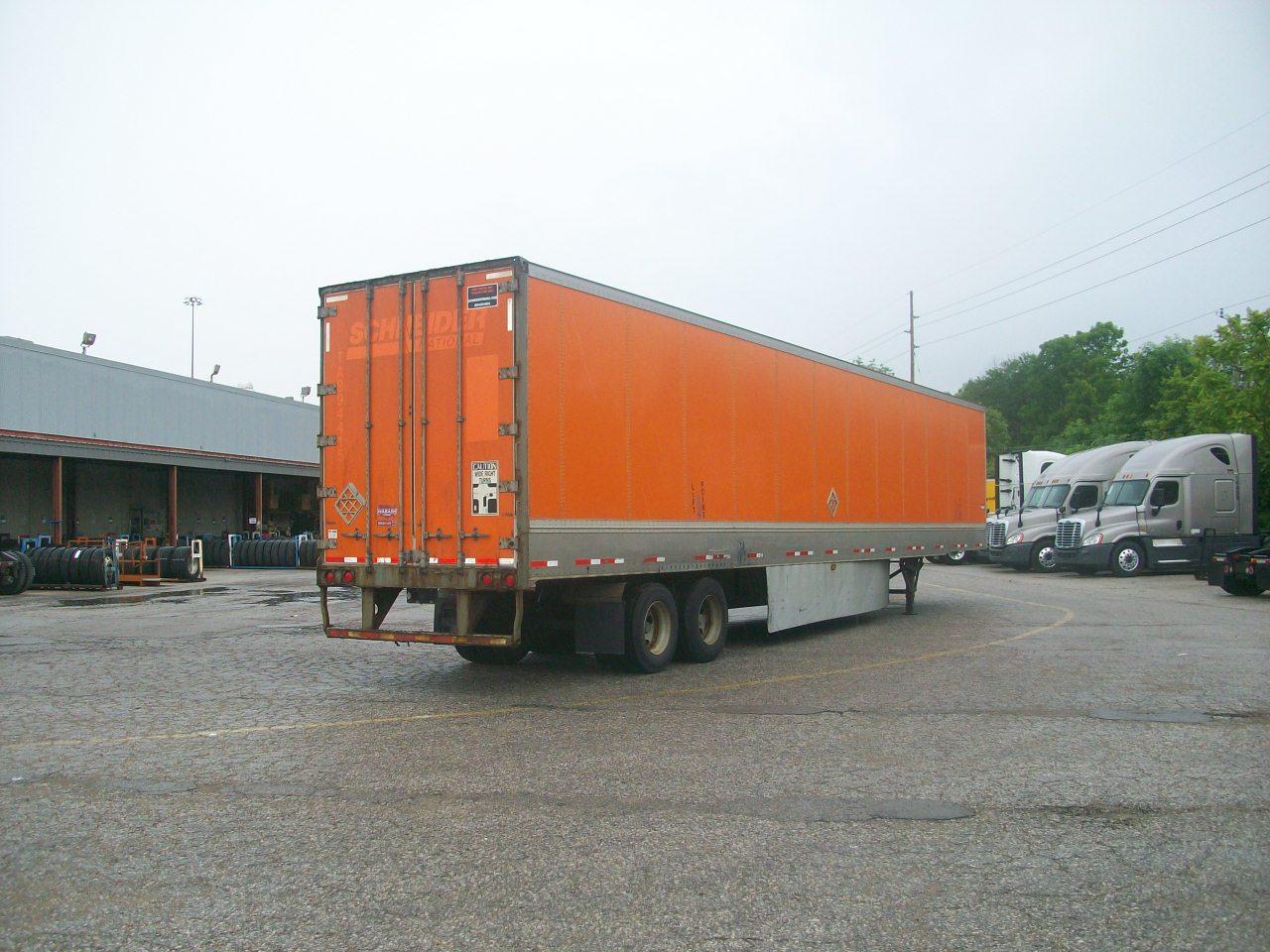 2009 Wabash Van for sale-59240014
