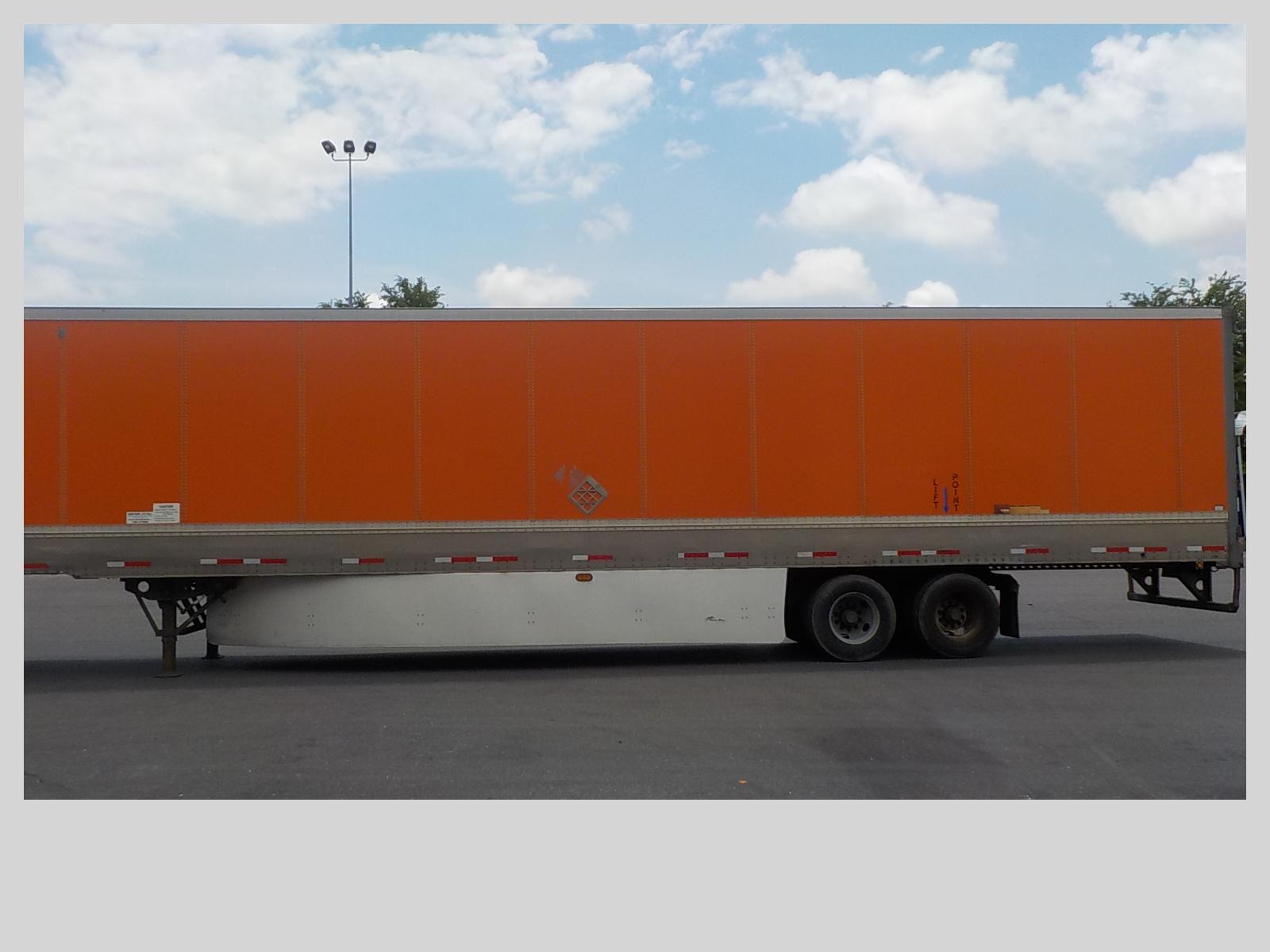 2009 Wabash VAN for sale-59240017