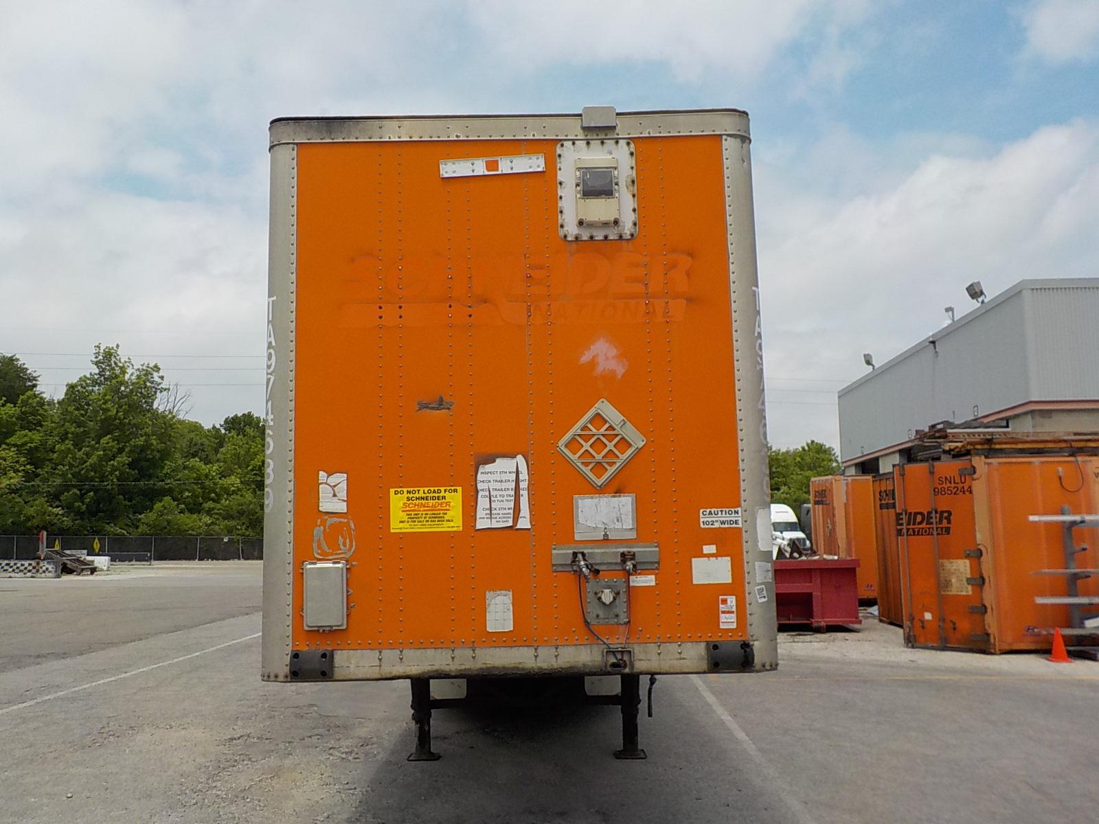 2006 Wabash Van for sale-59240059