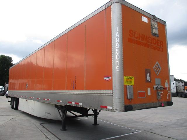 2009 Wabash Van for sale-59254013