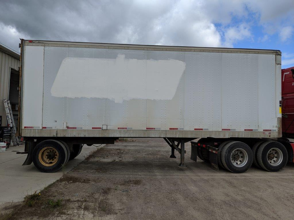 1990 Fruehauf VAN for sale-59275779