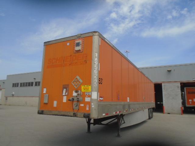 2005 Wabash Van for sale-59245681