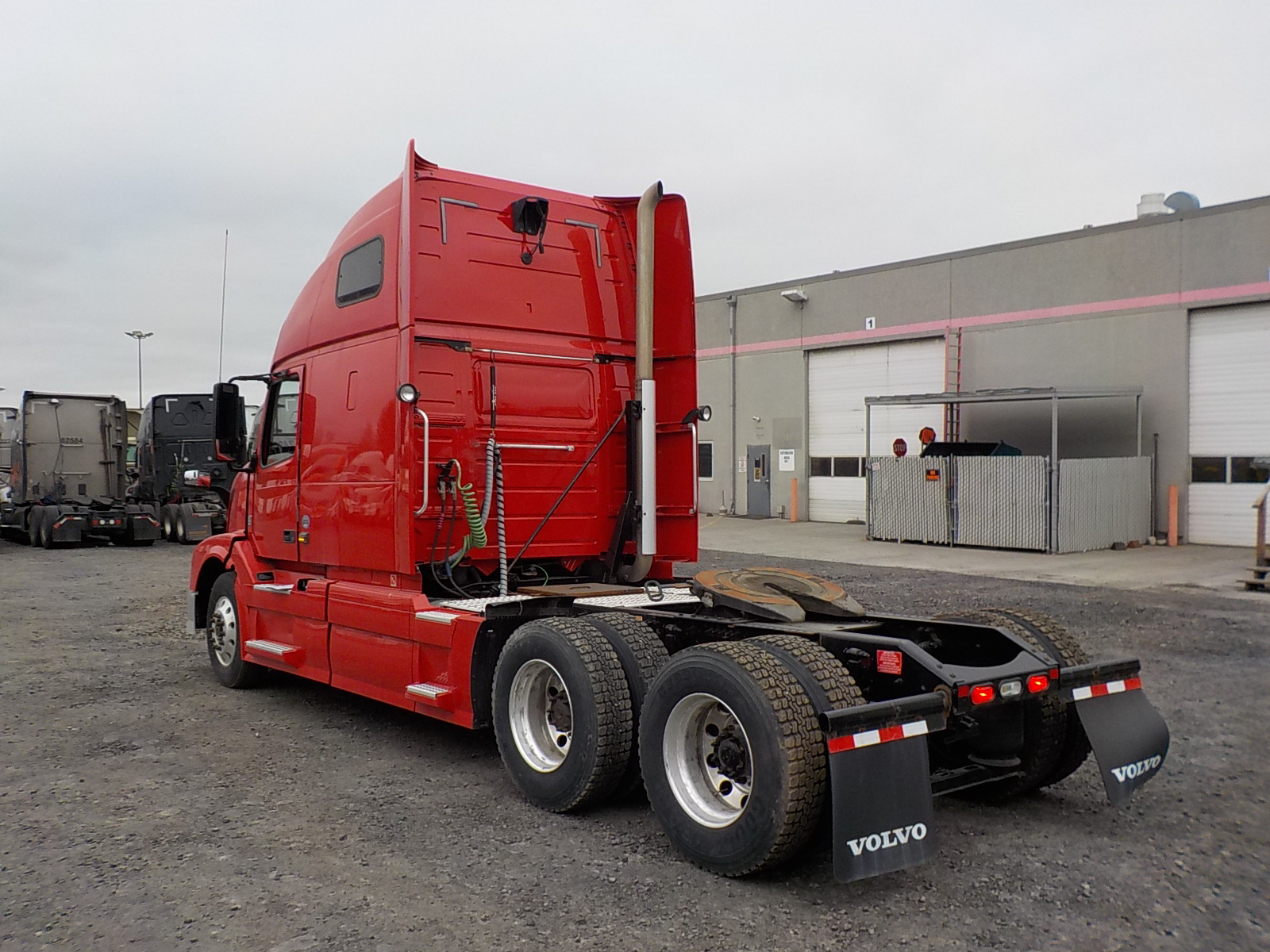 2014 Volvo VNL64T670 for sale-59264395