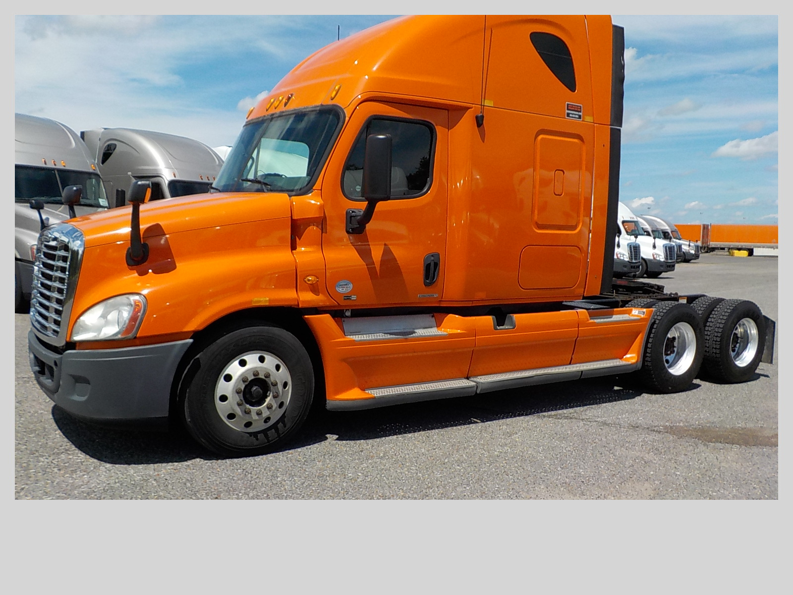 2012 Freightliner Cascadia for sale-59276556