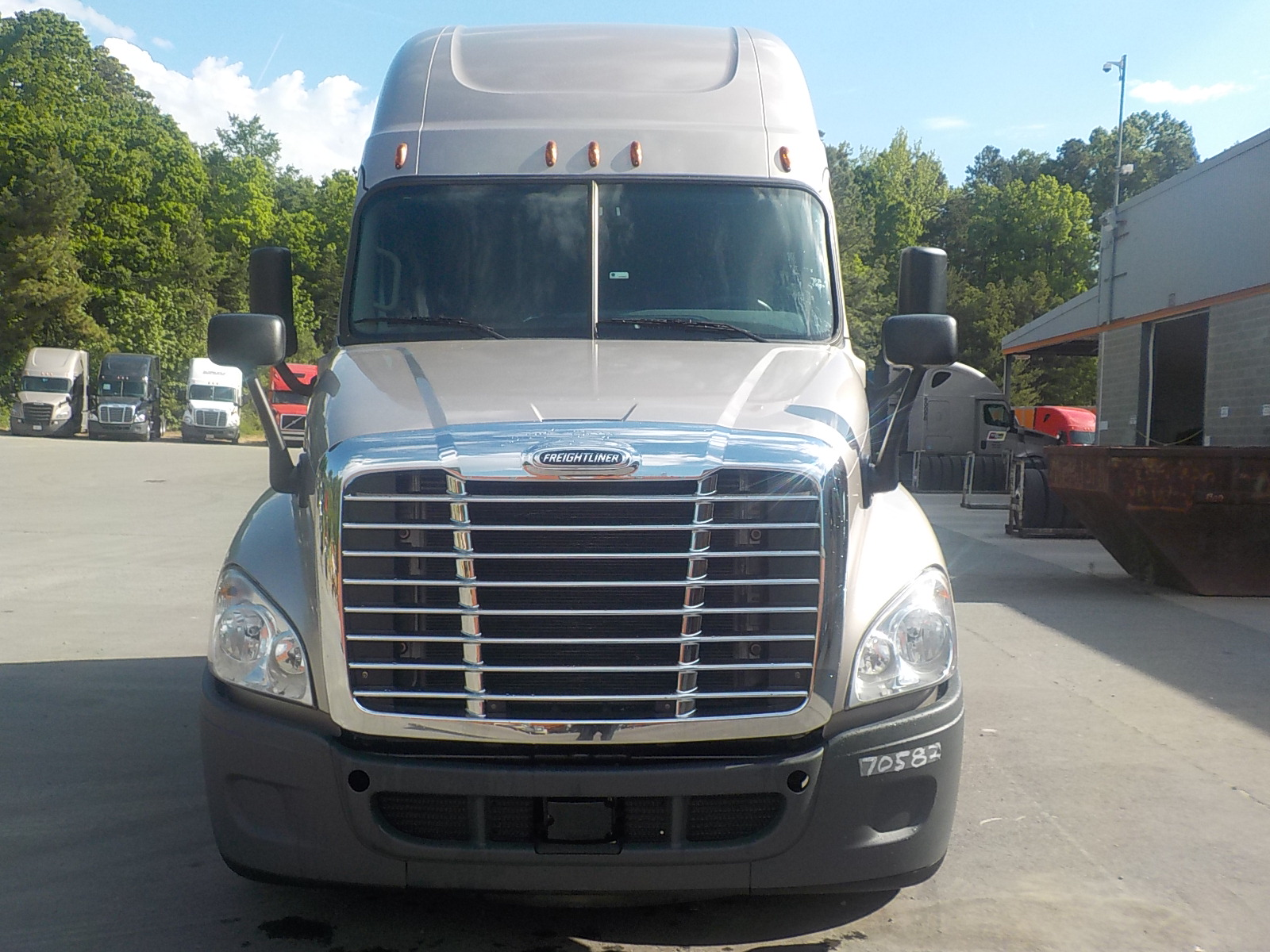 2016 Freightliner UFS CASC OWNER OPERATOR for sale-59245648