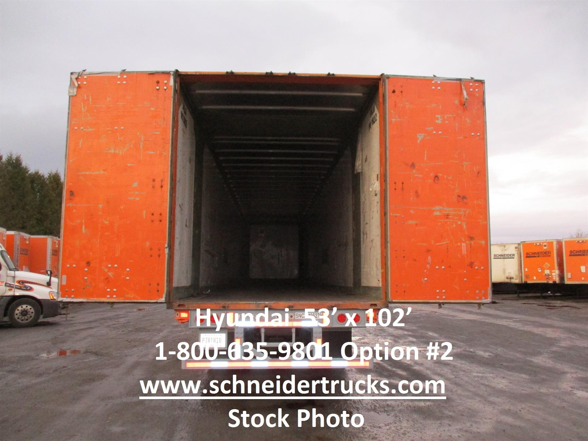2006 Hyundai Container for sale-59245811