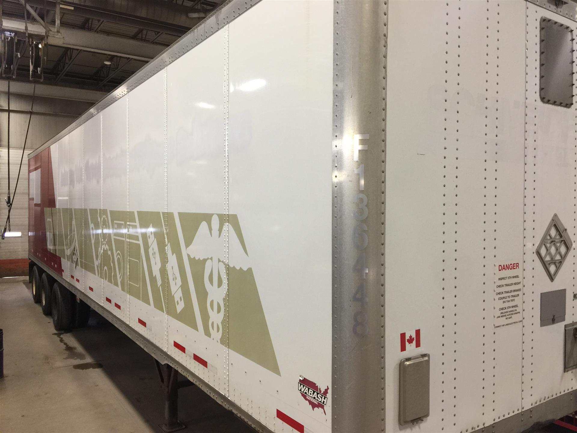 2012 Wabash Van for sale-59245977