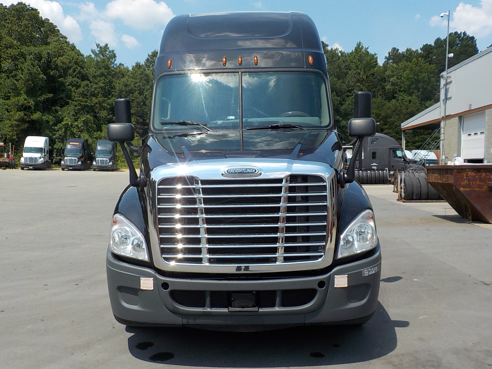 2016 Freightliner Cascadia for sale-59276591
