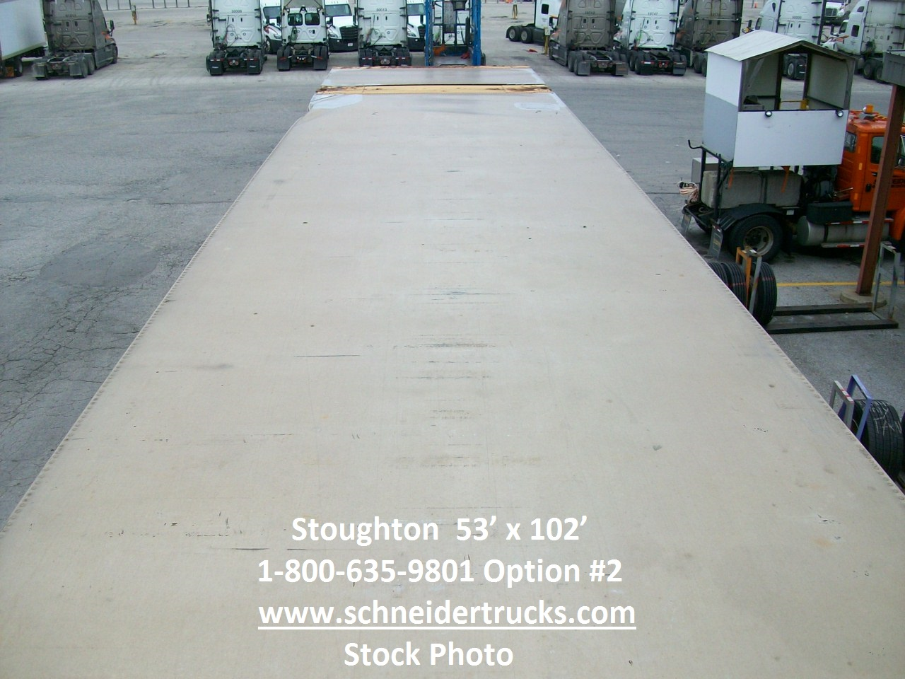 2007 Stoughton CONTAINER for sale-59275807